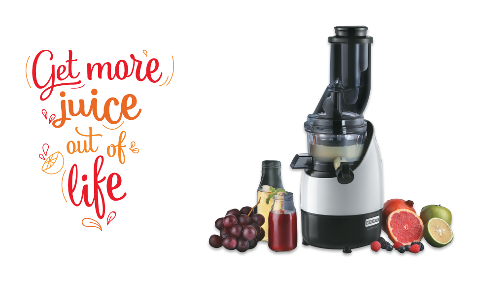 NutriPress Cold Press Juicer CPJ382F